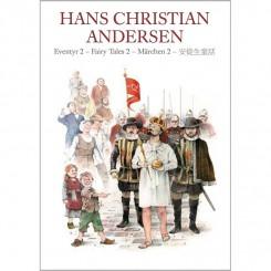 H.C. ANDERSEN EVENTYR 2 - 8 forskellige dobbeltkort