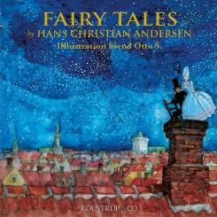 FAIRY TALES - H.C. ANDERSEN - 8 forskellige dobbeltkort