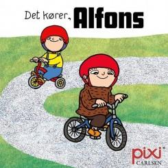Pixi-serie 139 - Alfons Åberg - Det kører Alfons