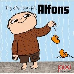Pixi-serie 139 - Alfons Åberg - Tag dine sko på, Alfons