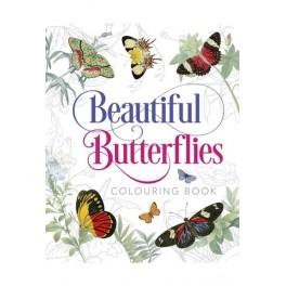 Malebog, Beautiful Butterflies Colouring Book