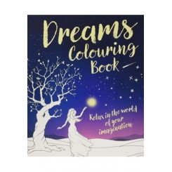 Malebog, Dreams Coloring Book