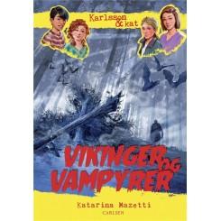 Karlsson & kat (3) - Vikinger og vampyrer