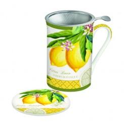 Botanique krus med tesi, citron