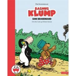 Ælle bælle: Rasmus Klump som brandmand