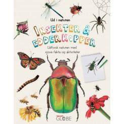 Ud i naturen: Insekter og edderkopper