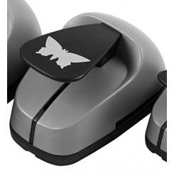 Punch Sommerfugl mellem, grå