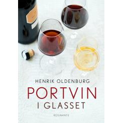 Portvin i glasset