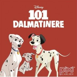 Pixi-serie 138 - Disney - 101 Dalmatinere