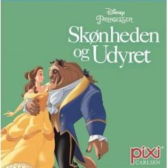 Pixi-serie 138 - Disney - Skønheden og Udyret