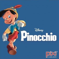 Pixi-serie 138 - Disney - Pinocchio