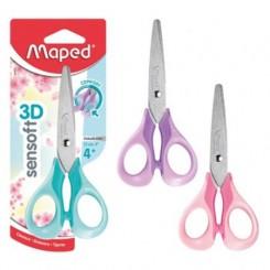 Maped sensoft 3D saks, rosa