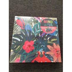 Relax puzzle rund 500 brikker, jungle