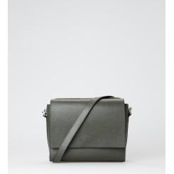 Crossbody Bag ∙ Noted ∙ Celina ∙ Green-Black leather