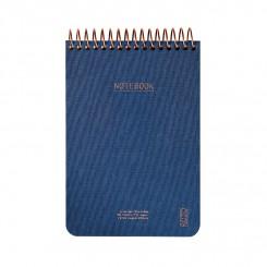 KOZO Notebook A6 Premium Navy