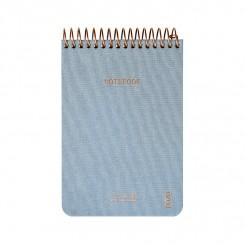 KOZO Notebook A6 Premium Blue