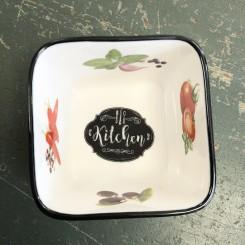 Kitchen skål 9x9 cm