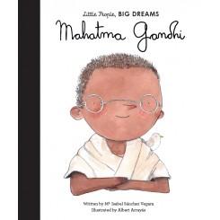 Små mennesker, STORE DRØMME, Nagatma Gandhi
