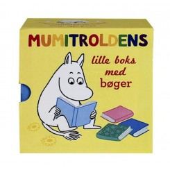 Mumitroldens lille boks med bøger