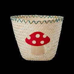 Rice raffiakurv, mushroom