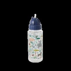 Rice Drikkedunk - Jungle Print, Blå