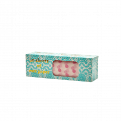 Rice Sandwichpapir, lyserød