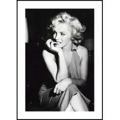 Monroe poster board 30x40cm