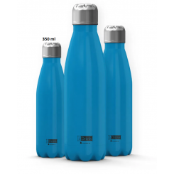 iDrink Drikkedunk 350 ml, blå