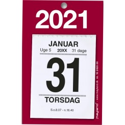Mayland Lille afrivningskalender 2021