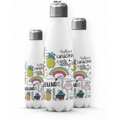 iDrink Drikkedunk 500 ml, unicorn