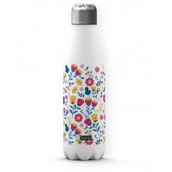 iDrink Drikkedunk 500 ml, Flowers