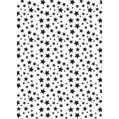 Stencil, stjerner