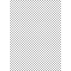 Stencil, prikker