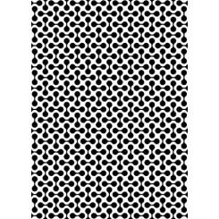 Stencil, mønster