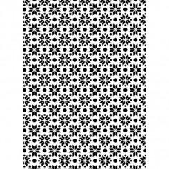 Stencil, stjerne mønster
