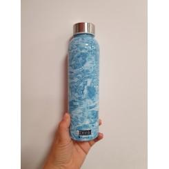 iDrink glas flaske, 500ml, water