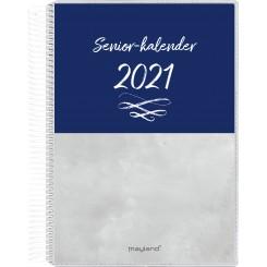 Senior dagskalender, 2021