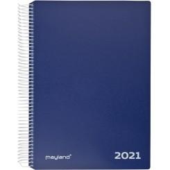 Timekalender Blå, 2021