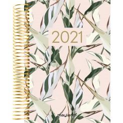 Timekalender spiral 2021, Skov