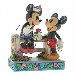 Minnie Mouse & Mickey Mouse Romantisk