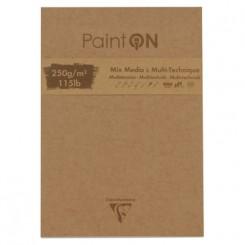 Paint On Mix media & Multi-Teknik tegnepapir 17,6x25cm