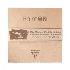 Paint On Mix media & Multi-Teknik tegnepapir 13,3x15,7cm