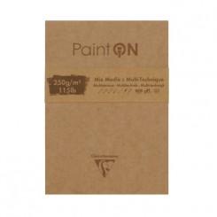 Paint On Mix media & Multi-Teknik tegnepapir 10,5x14,8 cm