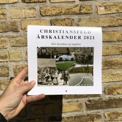 Christiansfeld kalenderen 2021
