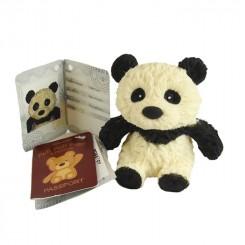 Panda, stretchable
