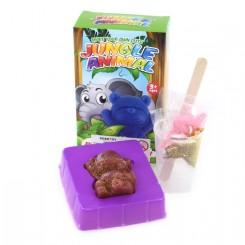 Jungledyr Jelly DIY kit, lille