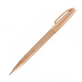 Pentel Touch Pen, Pale Brown