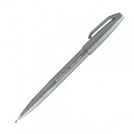 Pentel Touch Pen, Grey