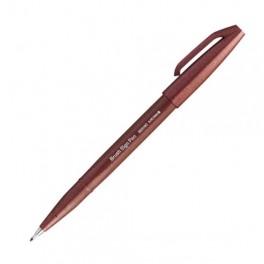 Pentel Touch Pen, Brown