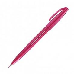 Pentel Touch Pen, Burgundy